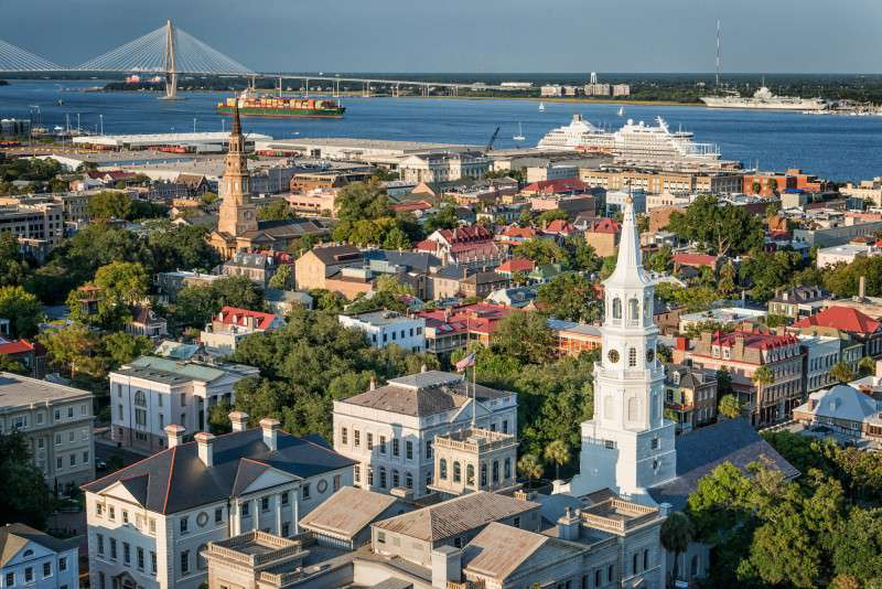 charleston travel seo