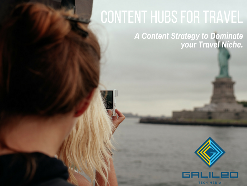 content hubs for travel